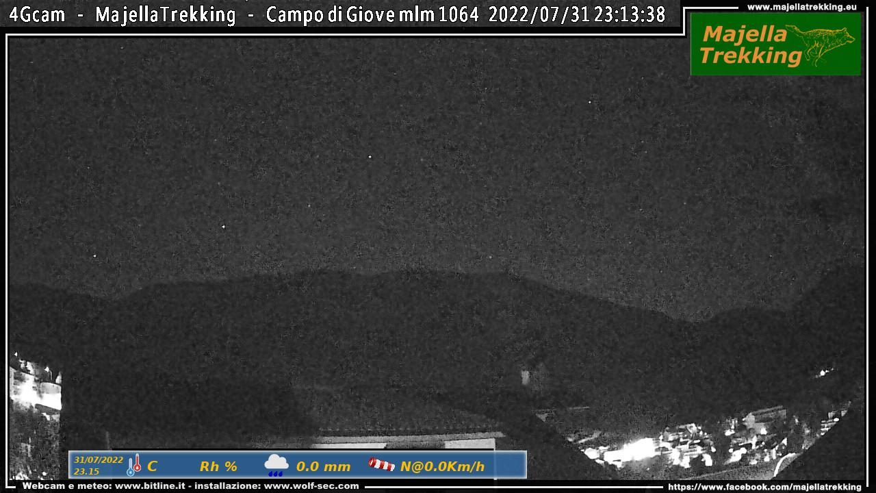 Webcam <br><span>webcam Campo Giove</span>
